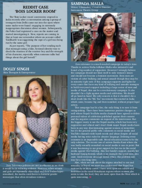 WOW Magazine Nepal June 2020